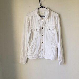 PAIGE White Men's Scout Denim Jacket Size M